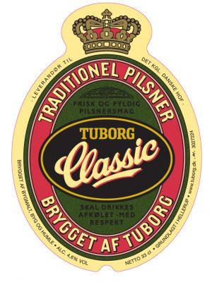 Tuborg Classic fustage 25 liter-0