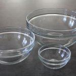 Glasskåle, 12 cm.-0