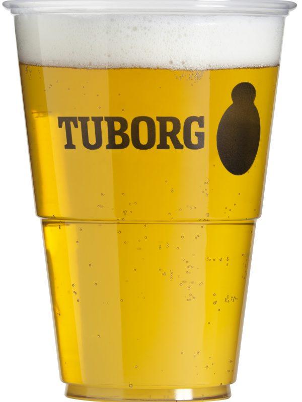 Grøn Tuborg Pilsner fustage 25 liter-83